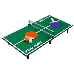 Tavolo da ping pong mini tavolo da tennis gioco regalo - Tavolo da ping pong dimensioni ...