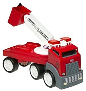 little tikes video instructions fire truck