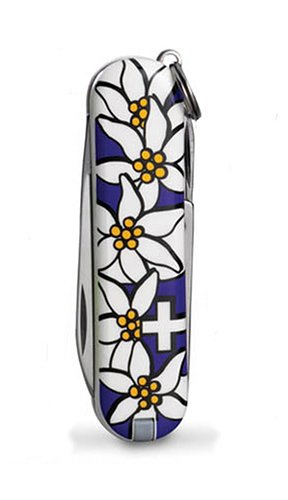 Victorinox Swiss Army Classic Edelweiss Pocket Knife