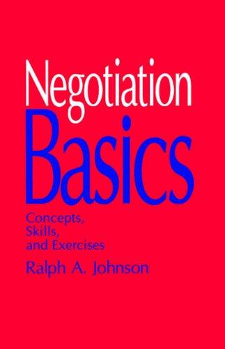 negotiation-basics-concepts-skills-and-exercises