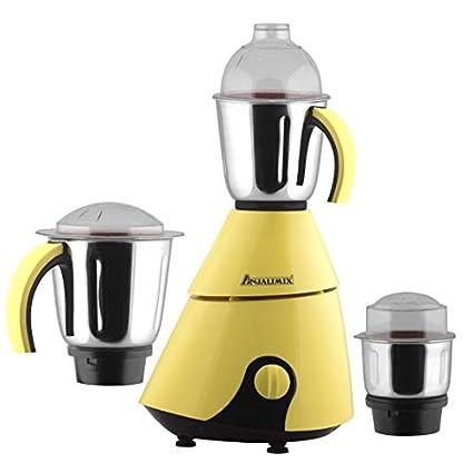 Anjalimix-Insta-Grey-1000W-Mixer-Grinder-(3-Jars)