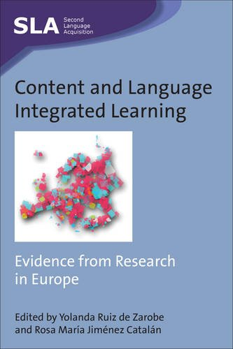Content and Language Integrated Learning (Second Language Acquisition)