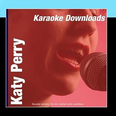 Karaoke Downloads - Katy Perry