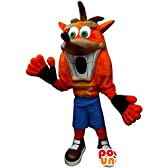 マスコットアマゾンクラッシュバンディクーSpotSound有名なビデオゲームのキャラクター