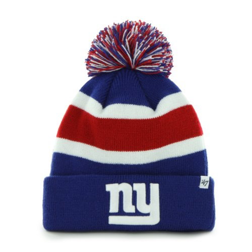 NFL New York Giants Men's Breakaway Knit Cap, One Size, Royal (Nyg Football compare prices)