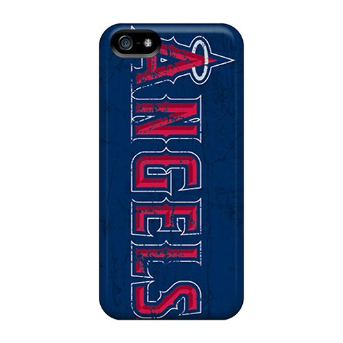 Snap-On Case Designed For Iphone 5/5S- Los Angeles Angels