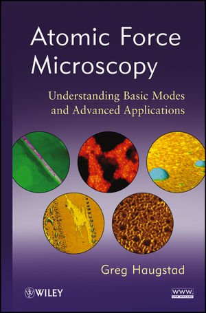 Atomic Force Microscopy: Understanding Basic Modes And Advanced Applications