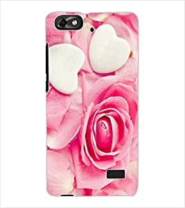 ColourCraft SuperKick Design Back Case Cover for HUAWEI G PLAY MINI