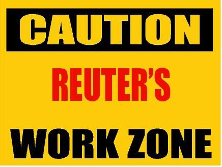6-caution-reuter-work-zone-vinyl-decal-bumper-sticker