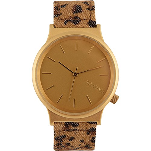 Komono Men'S The Wizard Print Series Watch One Size Multi