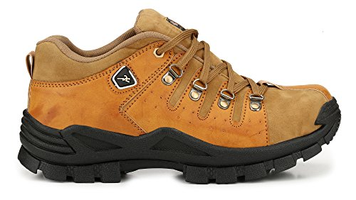 5cb70911a6ef Buy Afrojack men s tough synthetic leather outdoor shoes on Amazon ...
