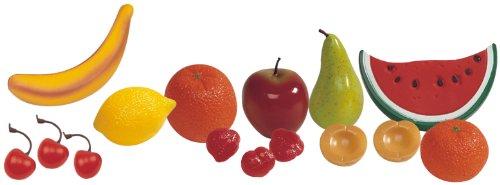 miniland-30581-bolsa-de-15-piezas-de-fruta-importado-de-alemania