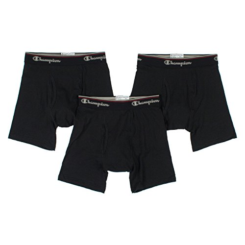 Champion Boxer Briefs Smart Temp (Large (36-38)) (Champion Underwear Men compare prices)