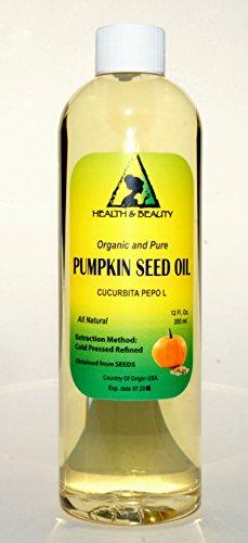 Pumpkin Seed Oil Omega 3