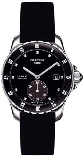 Certina Ladies 'Watch XS Analogue Quartz Rubber c014.235.17.051.00