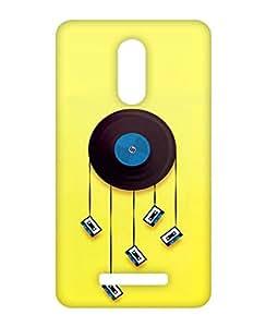 Crackndeal Back Cover for Xiaomi Redmi Note 3