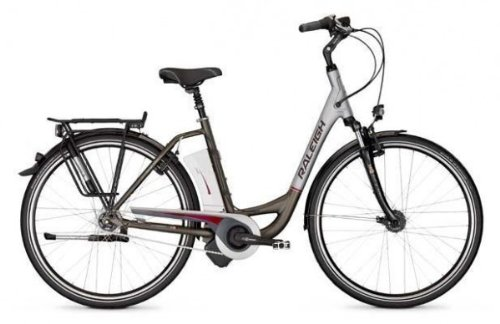 E-Bike Raleigh IMPULSE 8C 15AH Wave 2012 Elektrorad