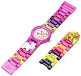 LEGO 9005190 Friends Stephanie Kids' Accessories Link Watch