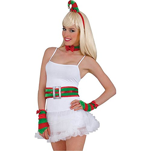 Sexy Elf Costume Kit - One Size