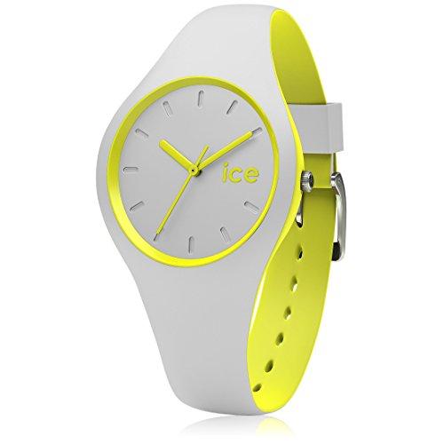 [アイスウォッチ]ICE-Watch 腕時計 アイスデュオ ICE duo スモール グレーイエロー DUO.GYW.S.S.16 [正規輸入品]