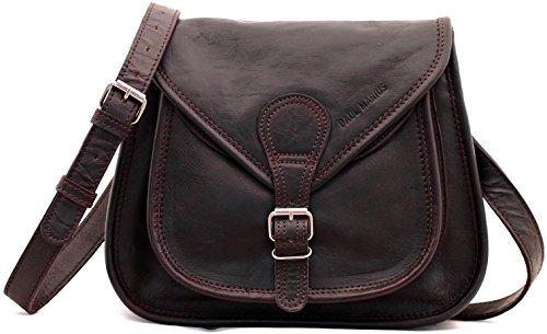 La Biscaccia, INDUS, borsa pelle vintage, la borsa a mano, borsa a tracolla, PAUL MARIUS, Vintage & Retro