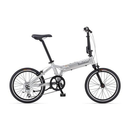 Giant Halfway grey (2013) (Frame size: 32 cm) 7 speed folding bike