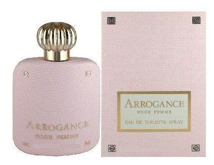 Arrogance pour femme di Arrogance - Eau de Toilette Edt - Spray 75 ml.