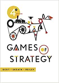 Games of Strategy (Fourth Edition): 9780393124446