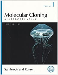 Molecular Cloning: A Laboratory Manual, Third Edition (3 volume set)