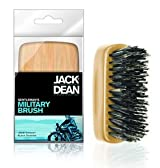 Denman Jack Dean Military Hair & Beard Brush