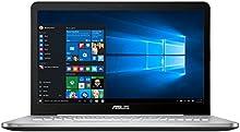 ASUS VivoBook Pro N752VX-GC234T 2.6GHz I7-6700HQ 17.3