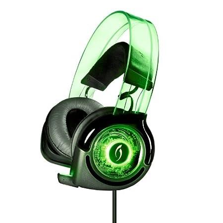 Micro-casque filaire pour PS3/Xbox 360 - Afterglow