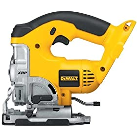 Bare-Tool DEWALT DC330B 18-Volt Heavy-Duty XRP Cordless Jig Saw (Tool Only, No Battery)
