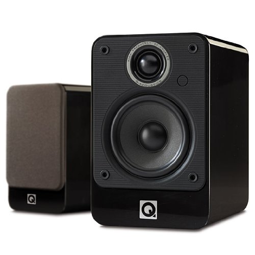 Q2010I Pair of Bookshelf Speakers in Graphite Black Friday & Cyber Monday 2014
