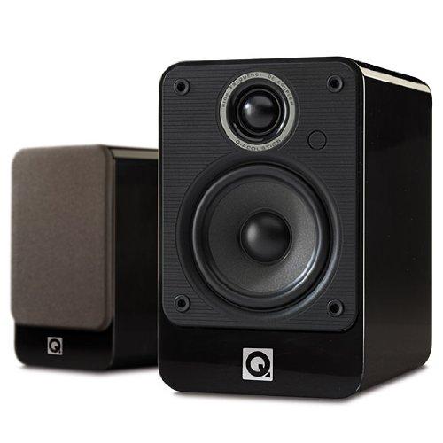 Q Acoustics 2010i Coppia diffusori acustici - Finitura: Nero Grafite