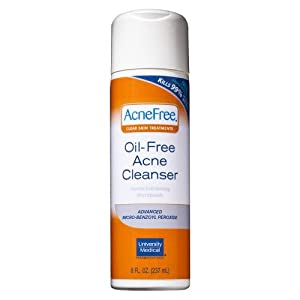 University Medical Acne Free Cleanser from University Medical