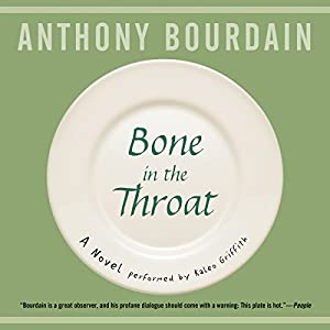 Bone in the Throat Audiobook