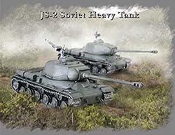 J2 Soviet Heavy Tanks (2) Snap Kit 1-72 Pegasus