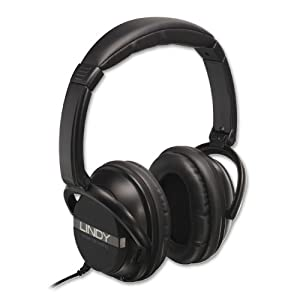 LINDY NC-40 20425 Active Noise Cancelling Headphones