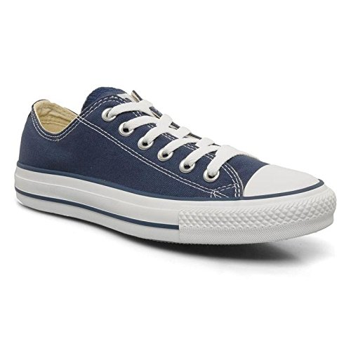 CONVERSE Chuck Tailor All Star Ox Canvas - Sneakers unisex - adulto, colore Blue ( Navy ), taglia 40