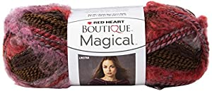 Coats: Yarn - Red Heart Boutique Magical Yarn