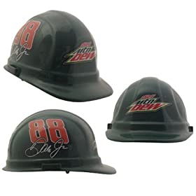 Dale Earnhardt Jr - NASCAR Logo Hard Hat by Tasco