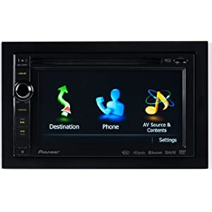 Pioneer AVIC-X930BT 6.1&#8243; In-Dash Navigation AV Receiver $498 AR