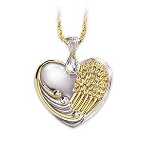always in my teardrop pendant by