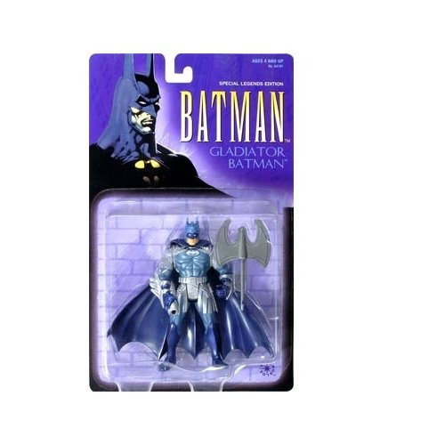 Legends of Batman Gladiator Batman Action Figure