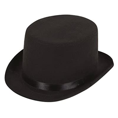 Top Hat Outfit Accessory for Victorian Fancy Dress