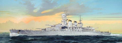 1/700 イタリア海軍 ヴィットリオ・ヴェネト級戦艦 リットリオ 1941