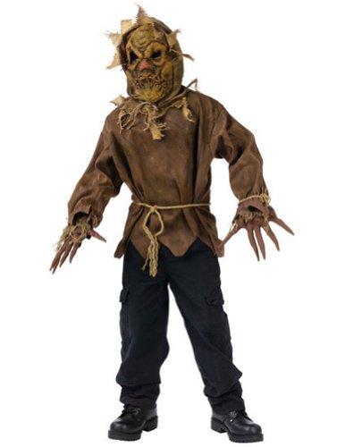 Scarecrow Child 12-14 Kids Boys Costume