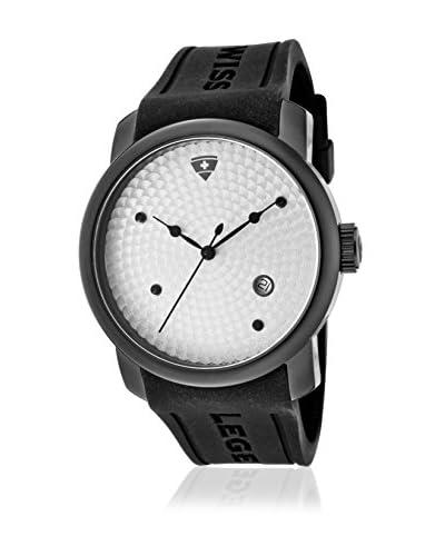 Swiss Legend Reloj de cuarzo Unisex SL-20028-BB-02S 43 mm