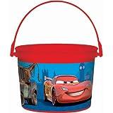 Disney's Cars 2 Bucket Favor Container